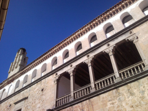 Palacio de los Condes de Osorno