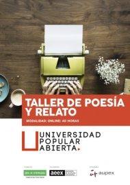 TAlleresLiterariosAUPEX2019