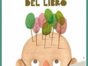 Cartel Día Mundial Libro. Extremadura