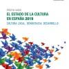 Publicado el informe sobre el estado de la cultura en España 2019 de la Fundación Alternativas