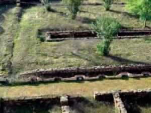 Se inician los trámites para declarar B.I.C. la Casa romana El Pomar en Jerez de los Caballeros.