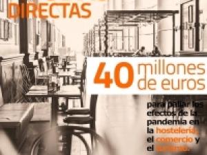Programa de ayudas  de la Junta de Extremadura para la recuperación y reactivación de la hostelería, turismo, comercio y otros sectores más afectados por la crisis sanitaria