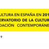 LaCulturaenEspaña2018